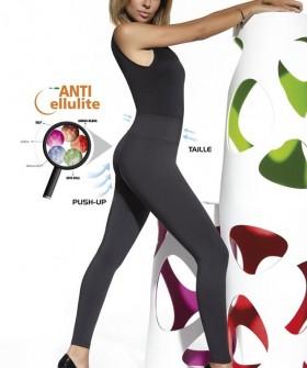 Моделирующие леггинсы Bas Bleu CANDY 300 leggings push-up