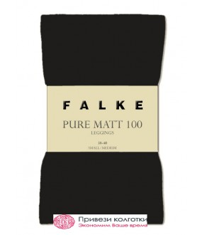 Леггинсы Falke Art. 40111 Pure Matt 100 Leggings