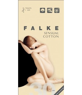 Колготки Falke art. 40085 Sensual Cotton 30