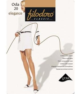 Эластичные колготки Filodoro Classic ODA 20 ELEGANCE