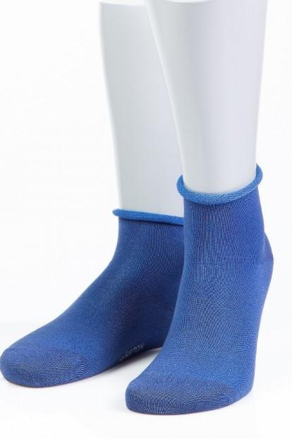 Женские укороченные носки GRINSTON 15D22 cotton - фото 1
