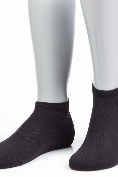 Короткие мужские носки GRINSTON 15D10 micromodal - фото 1