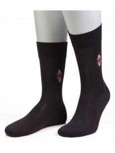 Хлопковые мужские носки Grinston 15D4