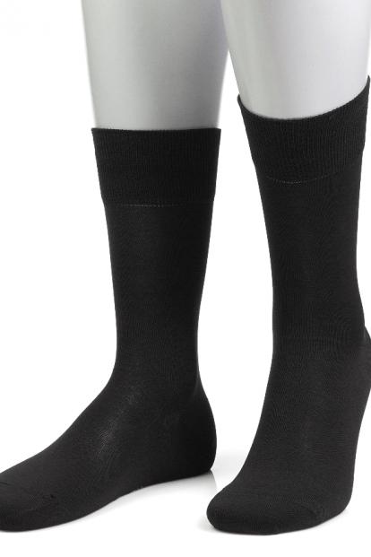 Классические мужские хлопковые носки GRINSTON 15D3 cotton - фото 1