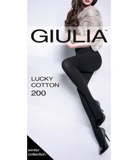 Колготки Giulia Lucky Cotton 200