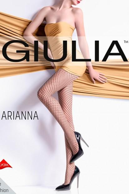 Женские колготки в сетку Giulia ADRIANNA 01 - фото 1