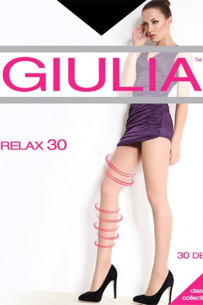 Поддерживающие колготки с шортиками Giulia RELAX 30 - фото 1