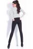Женские брюки легинсы с задними карманам Giulia LEGGY UNIVERS 01 - фото 4