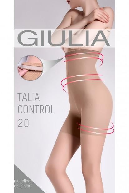 Высокие моделирующие колготки Giulia TALIA CONTROL 20 - фото 1
