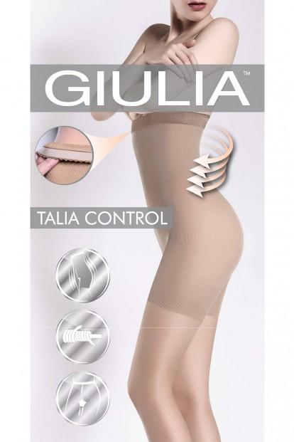 Высокие моделирующие колготки Giulia TALIA CONTROL 40 - фото 1