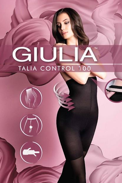 Высокие моделирующие колготки Giulia TALIA CONTROL 100 - фото 1