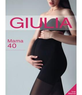 Колготки для беременных 40 ден с высокими шортиками