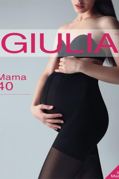 Классические колготки для беременых Giulia MAMA 40 - фото 1