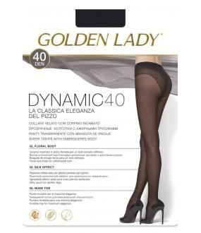 Колготки с лайкрой Golden Lady DINAMIC 40