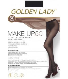 Матовые колготки Golden Lady MAKE UP 50