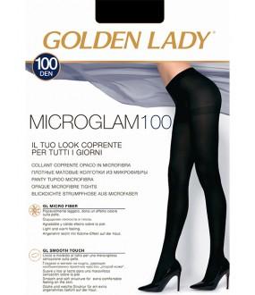 Плотные колготки GOLDEN LADY MICROGLAM 100