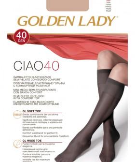 Гольфы Golden Lady CIAO 40 den (2 пары)