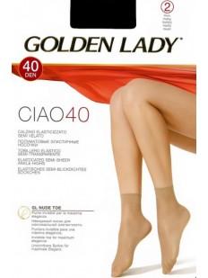 Капроновые носки (2 пары) Golden Lady CIAO 40