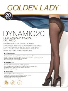 Классические колготки с трусиками Golden Lady DYNAMIC 20