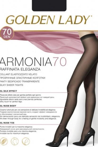 Женские классические колготки Golden Lady ARMONIA 70 - фото 1