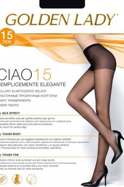 Классические летние колготки Golden Lady CIAO 15 - фото 1