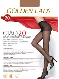 Классические колготки с шортиками Golden Lady CIAO 20