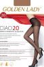 Классические колготки с шортиками Golden Lady CIAO 20 - фото 1