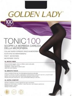 Теплые матовые колготки Golden Lady TONIC 100