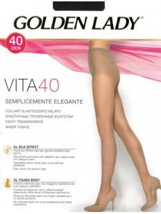 Классические колготки с шортиками Golden Lady VITA 40