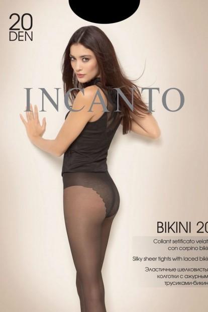 Классические колготки с трусиками Incanto BIKINI 20 - фото 1