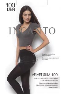 Матовые утягивающие колготки Incanto VELVET SLIM 100