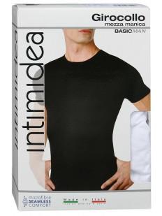 Футболка Intimidea Uomo T-Shirt Girocollo Mezza Manica