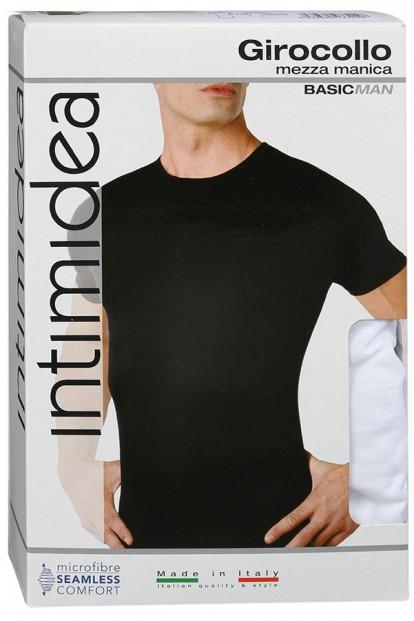 Мужская футболка Intimidea Uomo T-Shirt Girocollo Mezza Manica - фото 1