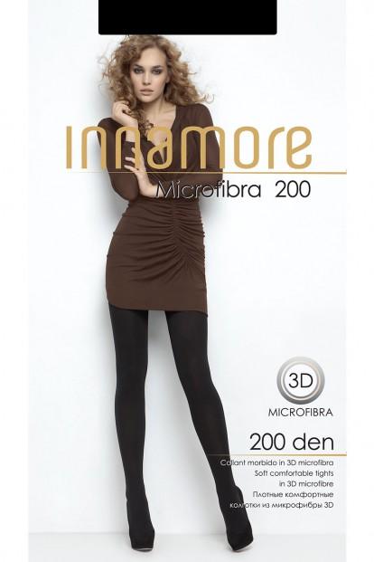 Теплые колготки микрофибра Innamore MICROFIBRA 200 - фото 1