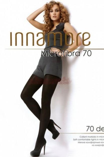 Плотные матовые колготки Innamore MICROFIBRA 70 - фото 1