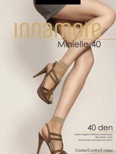 Носки Innamore Minielle 40 Lycra (2 шт.)