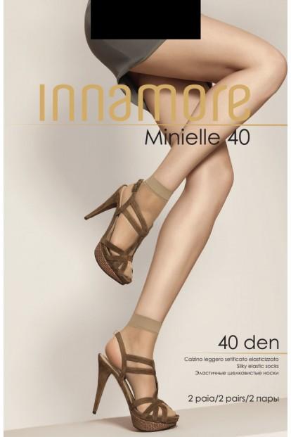 Женские носки Innamore Minielle 40 Lycra (2 шт.)