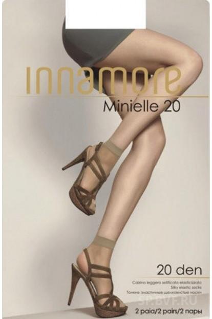 Женские носки Innamore Minielle 20 Calzino (2 п.) - фото 1