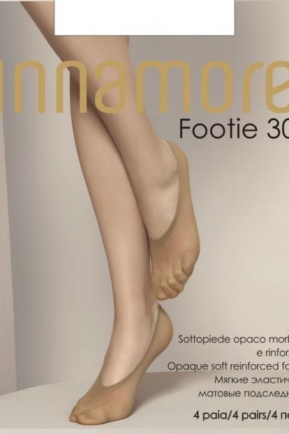 Женские подследники Innamore FOOTIE 30 (4 пары)
