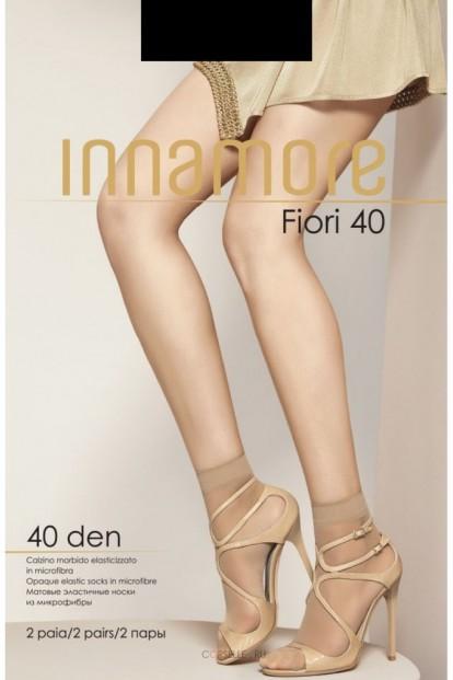 Женские носки Innamore Fiore 40 Calzino (2 п.)