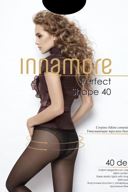 Утягивающие колготки с трусиками Innamore PERFECT SHAPE 40 - фото 1