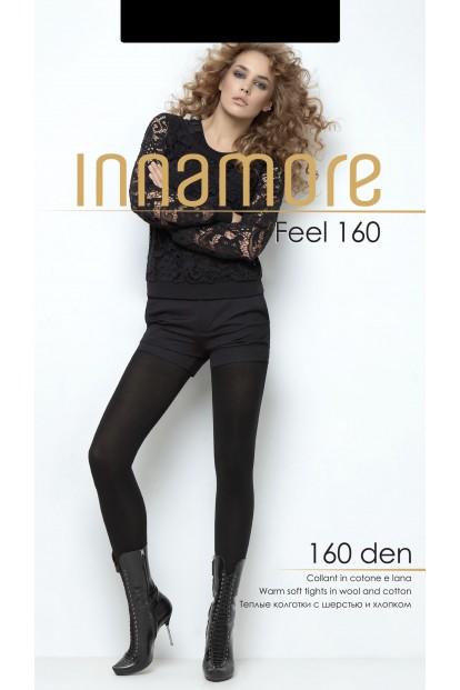 Теплые шерстяные колготки Innamore FEEL 160