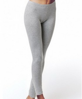 Хлопковые леггинсы JADEA 4265 Leggings