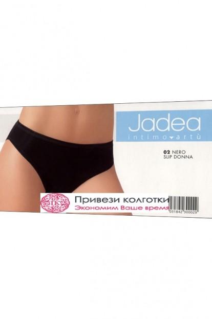Женские хлопковые трусы слипы JADEA 02 SLIP DONNA - фото 1