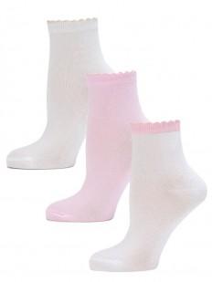 Детские носки LARMINI LR-S-K-3-C-P-CP