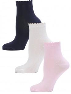 Детские носки LARMINI LR-S-K-3-DB-C-P