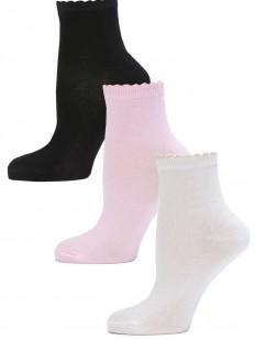 Детские носки LARMINI LR-S-K-3-B-P-C