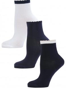 Детские носки LARMINI LR-S-K-3-WDB-DB-DBW