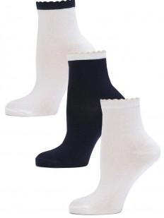 Детские носки LARMINI LR-S-K-3-CDB-DBC-C