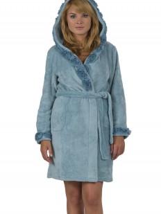 Хлопковый халат Lelio 785